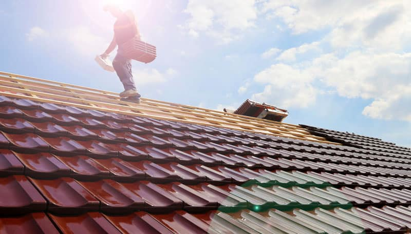 Roofing Contractor Antioch