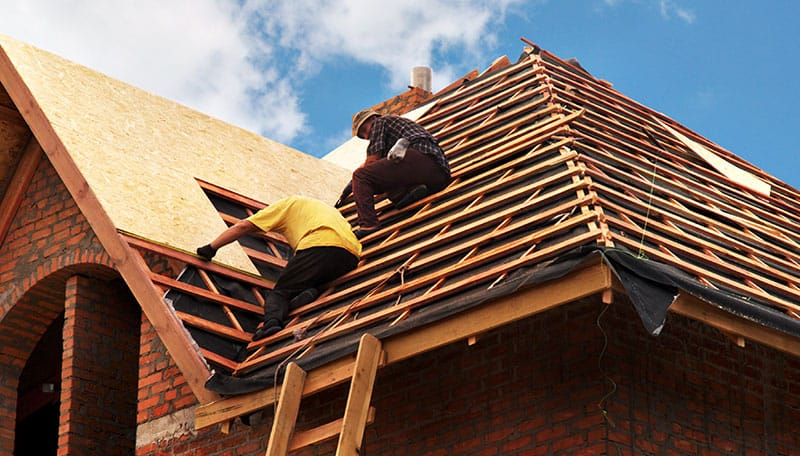 Roofing Contractor Richmond