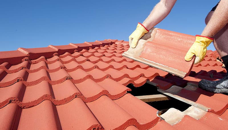 Roofing Contractor Fairfield